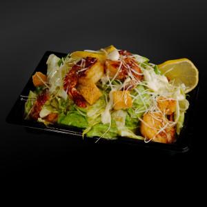 Горячие блюда и салаты